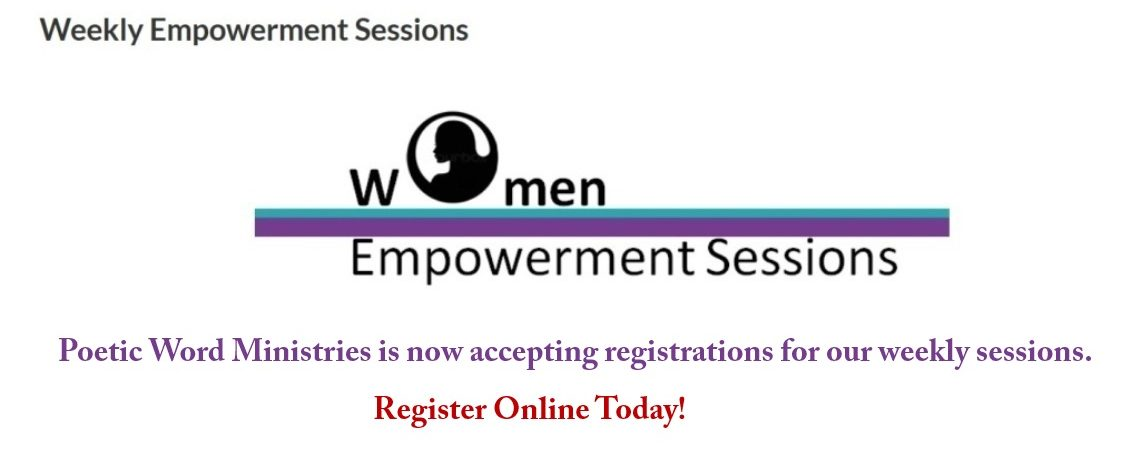 Weekly Empowerment Sessions