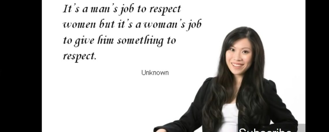 A Woman Inspired Quote
